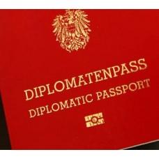 Diplomatenpass & Honorarkonsul